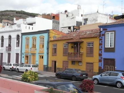 Eindrücke von Santa Cruz de La Palma