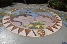 Sehr schöne Mosaiken.